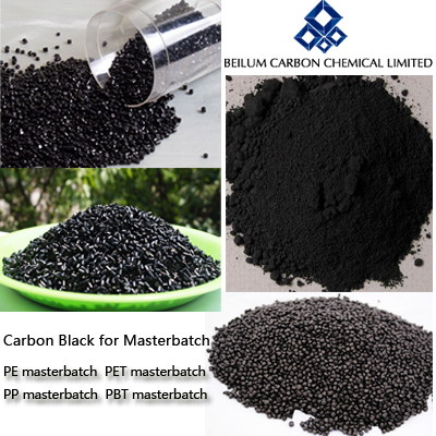 carbon black for masterbatch