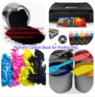 New Pigment Carbon Black:Inks application